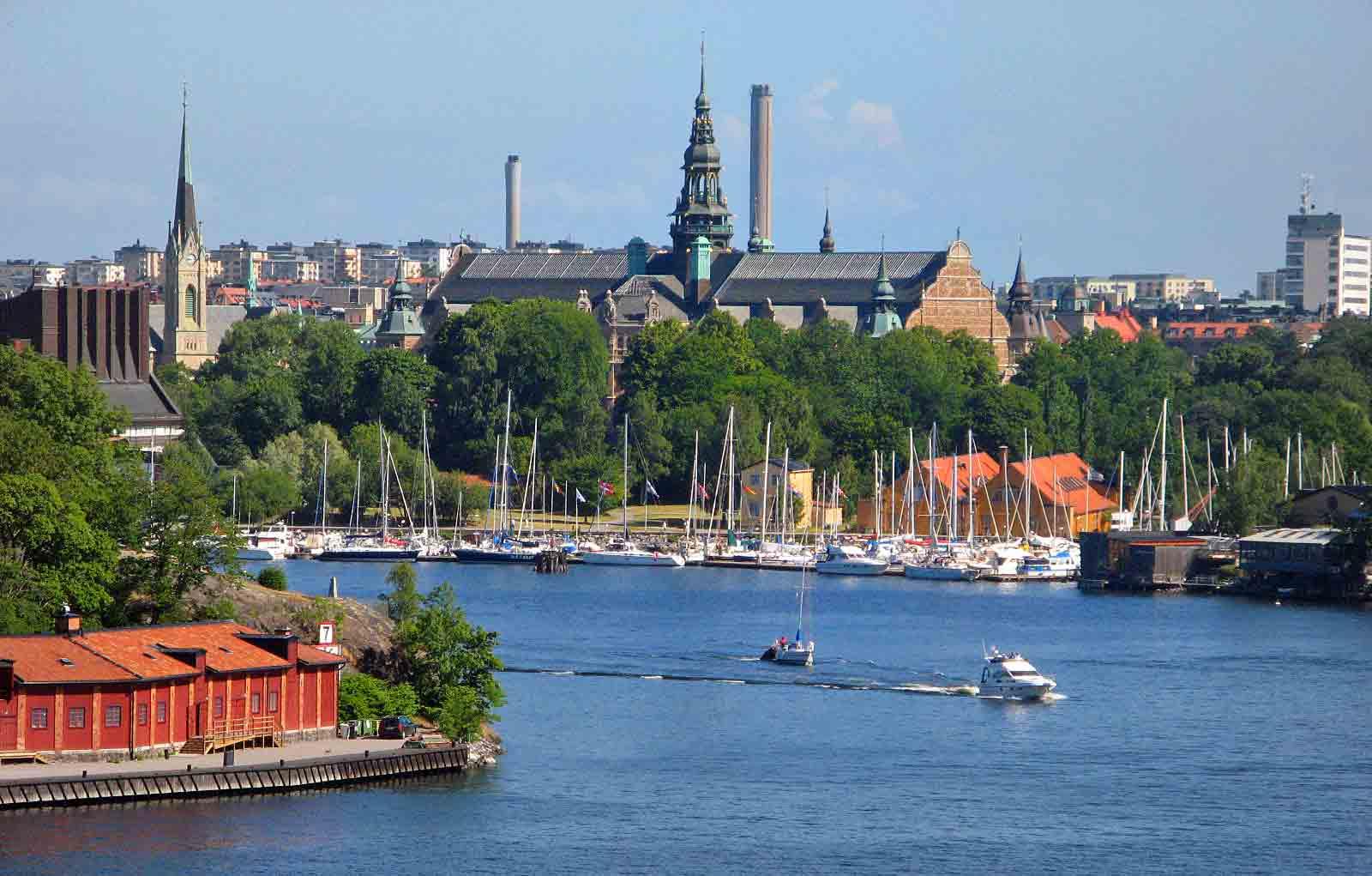 Warnemunde Germany And Stockholm